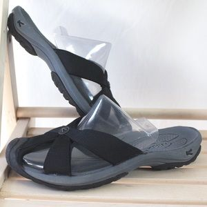 Keen Bali Sandal Black Size 8 1/2 M CURRENT